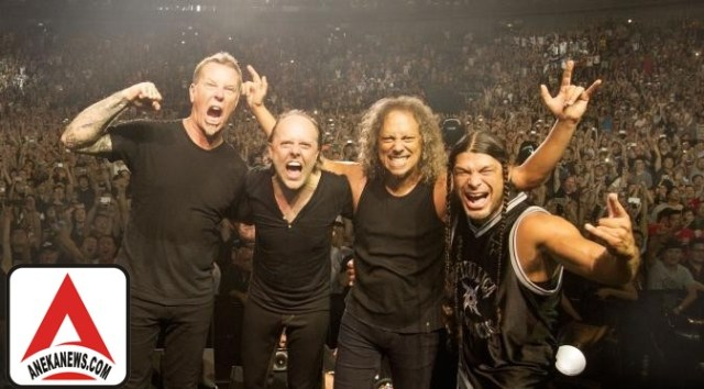 #Gosip Top :Lirik Lagu Metallica 'Hardwired'