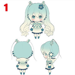"""Snow Miku Borage Flower Ver • <a style=""""font-size:0.8em;"""" href=""""http://www.flickr.com/photos/66379360@N02/7460033582/"""" target=""""_blank"""">View on Flickr</a>"""