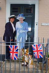"""Diamond Jubilee street party • <a style=""""font-size:0.8em;"""" href=""""http://www.flickr.com/photos/80046288@N08/7160830625/"""" target=""""_blank"""">View on Flickr</a>"""