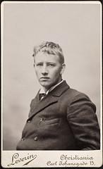 Portrett av Gustav Vigeland