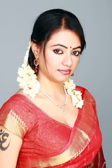 South actress MADHUCHANDAPhotos Set-3-HOT IN TRADITIONAL DRESS (41)