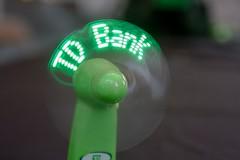 TD Bank Fan
