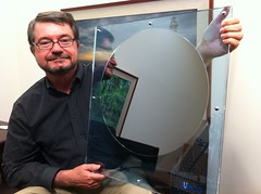 Dan Hutcheson CEO of VLSI Research holds a 450...
