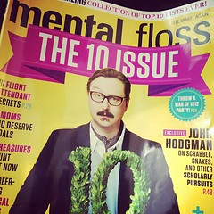 #photoadaymay  .15 love. Mental floss