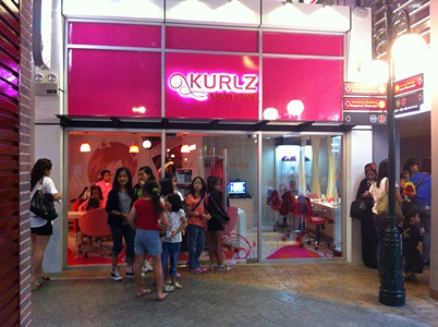 Kidzania Beauty Salon