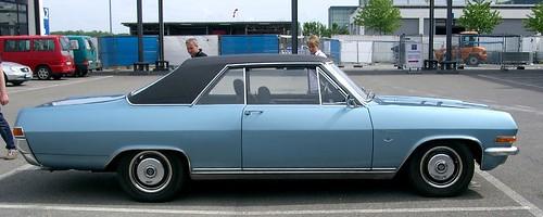 Opel Diplomat coupé 1966