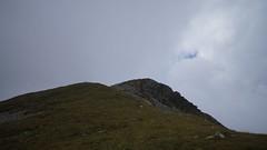 Vârful Cârja, văzut dinspre sud