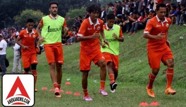 #Bola: Persija Ingin Beri Bukti di Putaran Kedua TSC