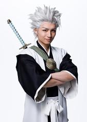 "7. Kido Yuuya as Tōshirō Hitsugaya • <a style=""font-size:0.8em;"" href=""http://www.flickr.com/photos/66379360@N02/7969974444/"" target=""_blank"">View on Flickr</a>"