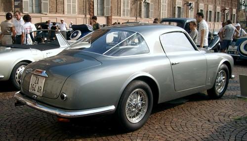 Alfa 1900 Nardi Pininfarina