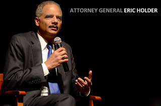 Attorney General Eric Holder Speaks at Fall Convocation