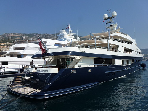 Amadeus, Owned by Bernard Arnaud (LVMH)
