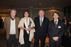 Marcelo Hofmann, María Graciela Follert, Jorge...
