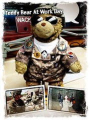 101012 Take Your Teddy Bear To Work Day