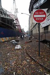 Hurricane Sandy: 10/30/2012