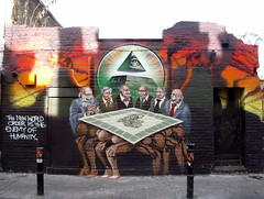 The New World Order is the enemy of humanity