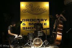 Adam Saikaley Trio @ Bar Robo