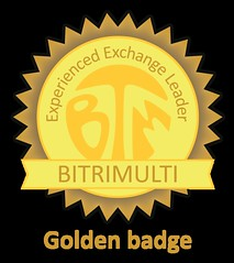 Golden Badge Named