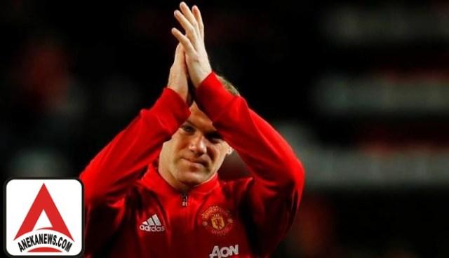 #Bola: Rooney Ungkap Keinginan Besarnya Bersama MU