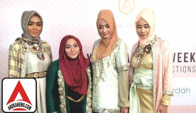 #Style: Rancangan Anniesa Hasibuan di New York Fashion Week