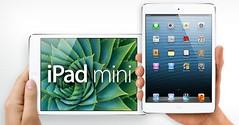 Apple Introduces iPad Mini... and some new com...