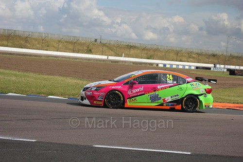 Jake Hill at Rockingham, August 2016