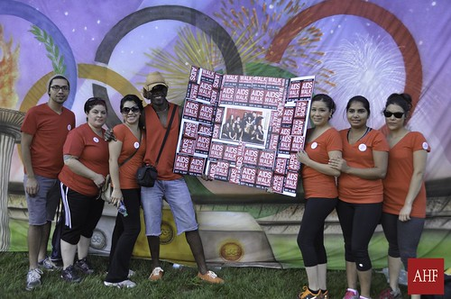 AHF Pharmacy at AIDS Walk LA