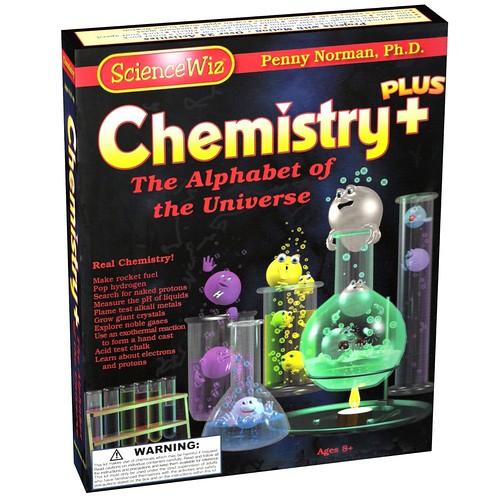 Science Wiz - Chemistry Plus