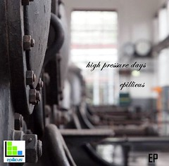 Cover - Epillicus - EP - high pressure days