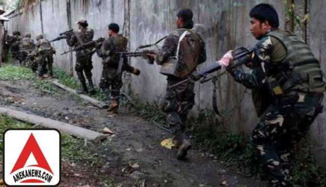 #News: Militer Filipina Klaim Sudah Bunuh 30 Bandit Abu Sayyaf