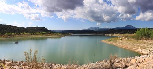 Recapture Reservoir, Blanding,  Utah