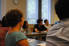 Teaching Assistant Orientation (TAO) 2011