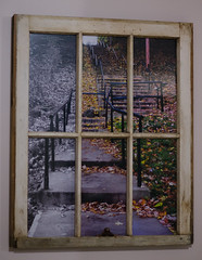 Dream Window 4- Life Ain't No Crystal Stair