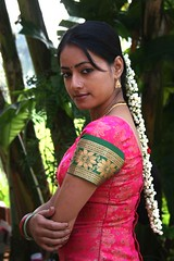 South actress MADHUCHANDAPhotos Set-3-HOT IN TRADITIONAL DRESS (35)