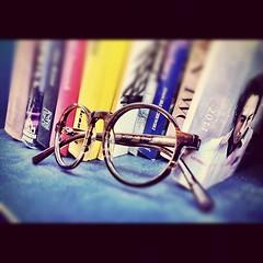 Reading is fundamental #warbywalk