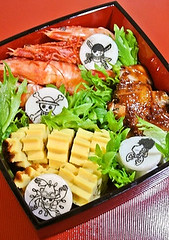 "One Piece Bento 5 • <a style=""font-size:0.8em;"" href=""http://www.flickr.com/photos/66379360@N02/8428623805/"" target=""_blank"">View on Flickr</a>"