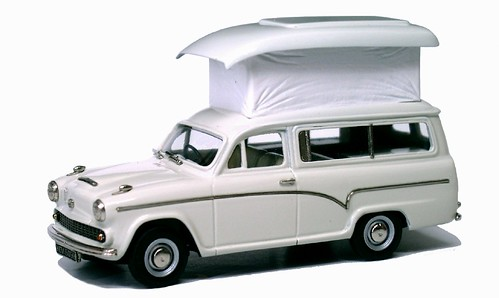 Lansdowne Austin 60 caravan