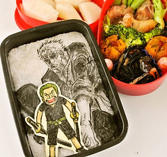 "One Piece Bento 7 • <a style=""font-size:0.8em;"" href=""http://www.flickr.com/photos/66379360@N02/8429714080/"" target=""_blank"">View on Flickr</a>"