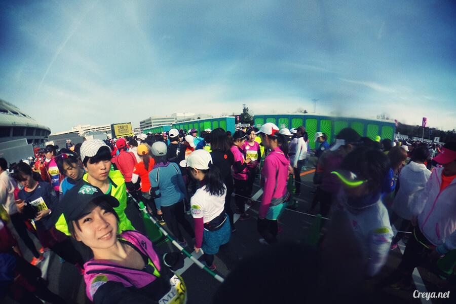 2016.09.18   跑腿小妞  42 公里的笑容,2016 名古屋女子馬拉松 10