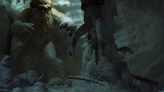 """Wampa Cave diorama • <a style=""""font-size:0.8em;"""" href=""""http://www.flickr.com/photos/86825788@N06/8361623211/"""" target=""""_blank"""">View on Flickr</a>"""