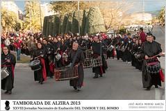 XXVIII TAMBORADA NACIONAL ALZIRA 2013