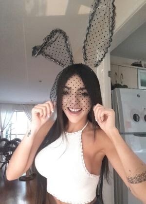 YouTuber Nyvi Estephan será a capa de novembro da Playboy