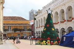 Christmas Cartagena-Style