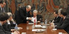 Conferencia del Ministro de Asuntos Exteriores...