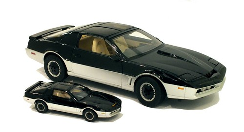 Mattel Hotwheels Pontiac Knight II