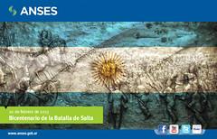 20 de febrero. Bicentenario de la Batalla de Salta