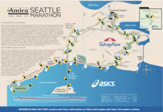 Where Sunday\'s marathon touches Capitol Hill | CHS Capitol Hill Seattle