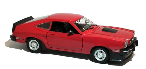 Greenlight Mustang II Mach I 1976