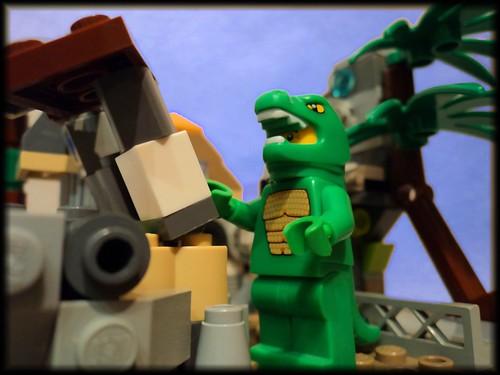 Lego Mini City