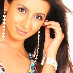 South Actress SANJJANAA Photos Set-7 (62)